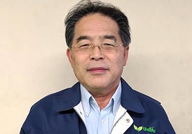 ユナイト三重株式会社 代表取締役  羽根 眞一